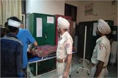 jalandhar alcoholics kills a person knocks him dead