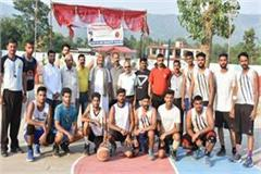 barthi dharmashala basketball winner