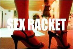sex racket busted in manali