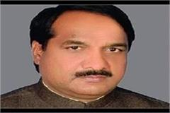 former minister ram bhual nishad s house in gorakhpur steal