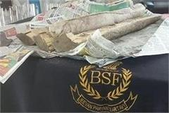 heroin recovered from india pakistan border
