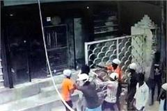 retarded youth beaten nearby police station