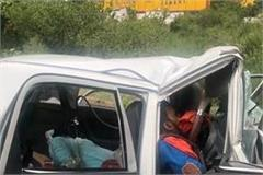 5 died in accident