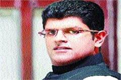 bjp mps are dumbfounded with problems dushyant