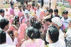 indrajeet s inauguration program commits women
