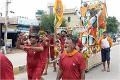 maha kanwar in memory of pulwama martyr harisingh