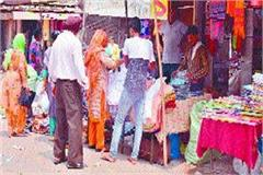 the encroachment by the shopkeeper the corporation regardless of the fact that