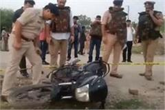 lucknow 3 vicious gangsters arrested in police encounter