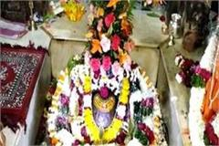 second monday of savan the devotees of shiva temples