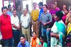 hooda attacks people of greater faridabad