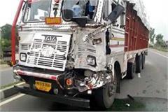 three kanwar devotee died in road accident 7 injured