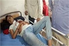 boy injured girl then committ sucide