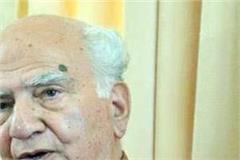 ramesh dhawala silent on shanta kumar instruction