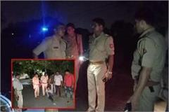 meerut police arrested prize rogue encounter
