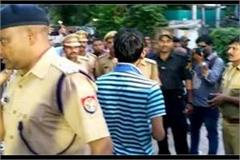mukhtar ansari s close associates were shot dead by two gangsters