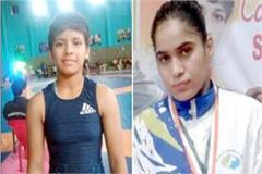 mp s two daughters will represent junior world wrestling championship