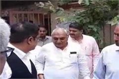 former chief minister bhupinder hooda s sudden health deteriorated