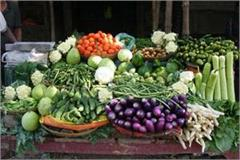 inadequate arrivals due to rain increased prices of vegetables