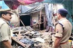 moradabad two people died