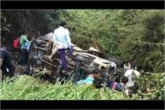 story car going to haridwar collided with truck