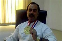 fir filed against former bodybuilder of haryana in charge of tampering