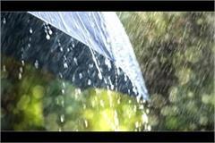 rain alert in meerut bulandshahr moradabad in western uttar pradesh