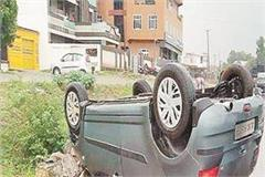accident on national highway 44