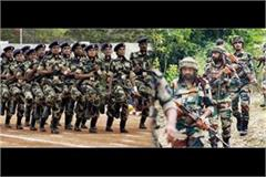 bumper recruitment in indian army 18 district army recruitment rally