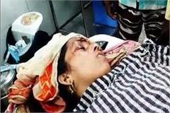a big accident a death of a factory wall collapse in panipat