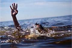 mirzapurl 2 teenager die after bathing in river