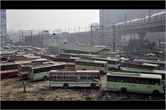 72 buses from delhi to eastern uttar pradesh and bihar seized