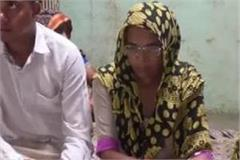 ghaziabad dalit woman stopped from entering the temple