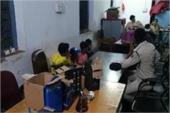 police action in jabalpur
