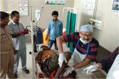 sonebhadra 9 people killed 25 injured in ground dispute