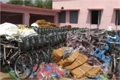 officers negligence school opened only in cycling industry