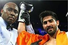 boxer vijender singh beats mike snider
