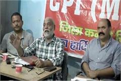 cpi m sought resign from transport minister over rising road accidents