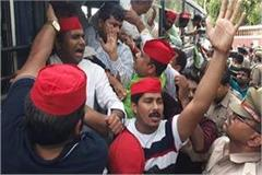 mla son of sp mp azam khan detained