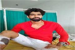 up news ambedkarnagar bsp leader shot dead