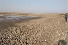 dried water overnight panic in the villagers