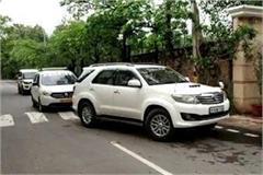 income tax department reached rajokri farm house with bhavya bishnoi