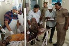 sonbhadra 9 people die in land dispute see pictures of horror
