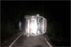accident on nh 305