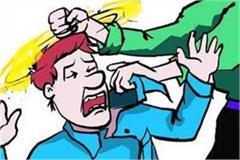 swarghat police felony driver slap