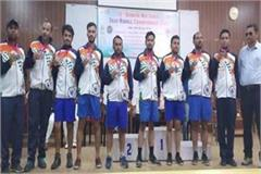 dharamsala contest himachal bronze medal