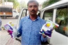 team of detergent company raid in baddi