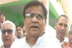 dhankar gave unexpected statement in teaching to take votes