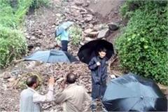 landslide on kalka shimla rail track