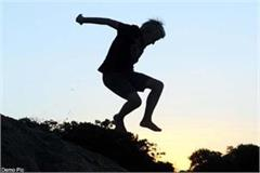 person jump from beas bridge