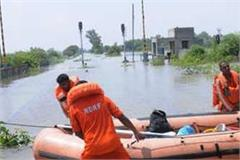 chief secretary investigate flood relief work